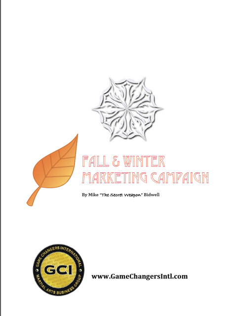 Fall:Winter Grass Roots Marketing Campaign