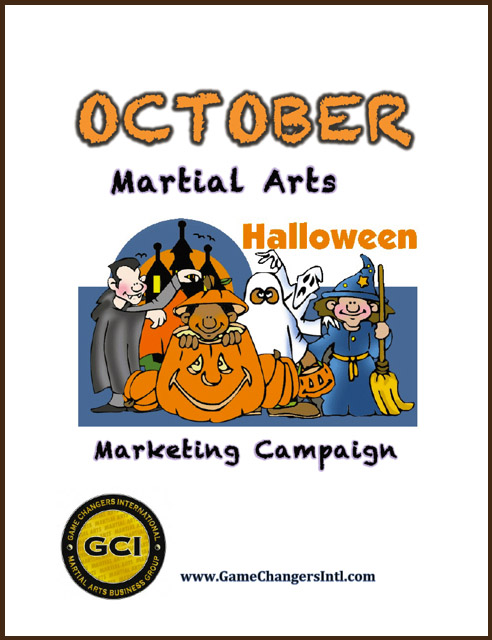 Halloween Marketing Report