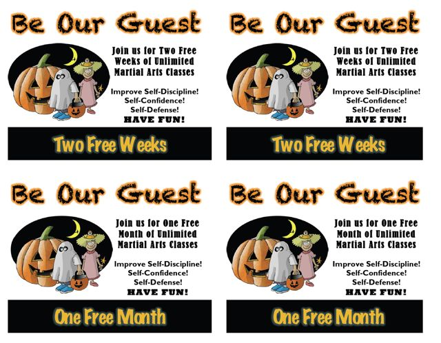 Halloween VIP Passes