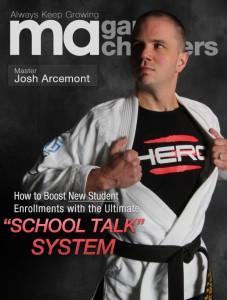Rob Colasanti interviews Master Josh Arcemont on his proven school talk system
