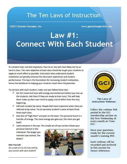 Law #1 PDF