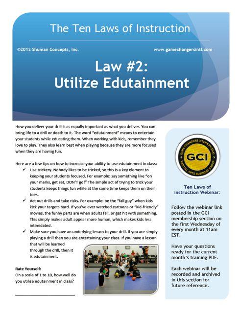 Law #2 PDF