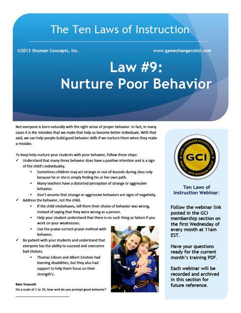 Law #9 PDF