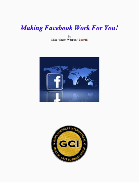 Making Facebook Work For You
