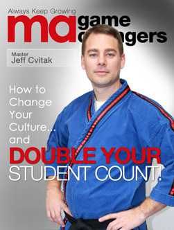 Rob Colasanti interviews Master Jeff Cvitak on martial arts school culture