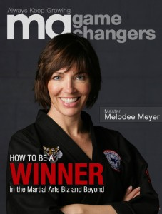Rob Colasanti and Master Melodee Meyer discuss how to be a winner in the martial arts business and beyond